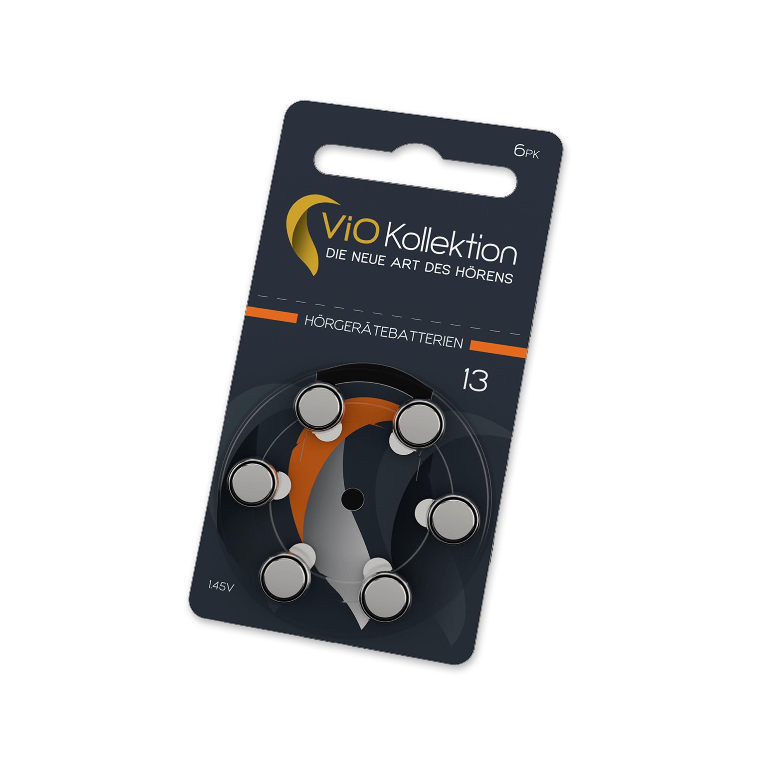 Hörgeräte Batterie ZL13