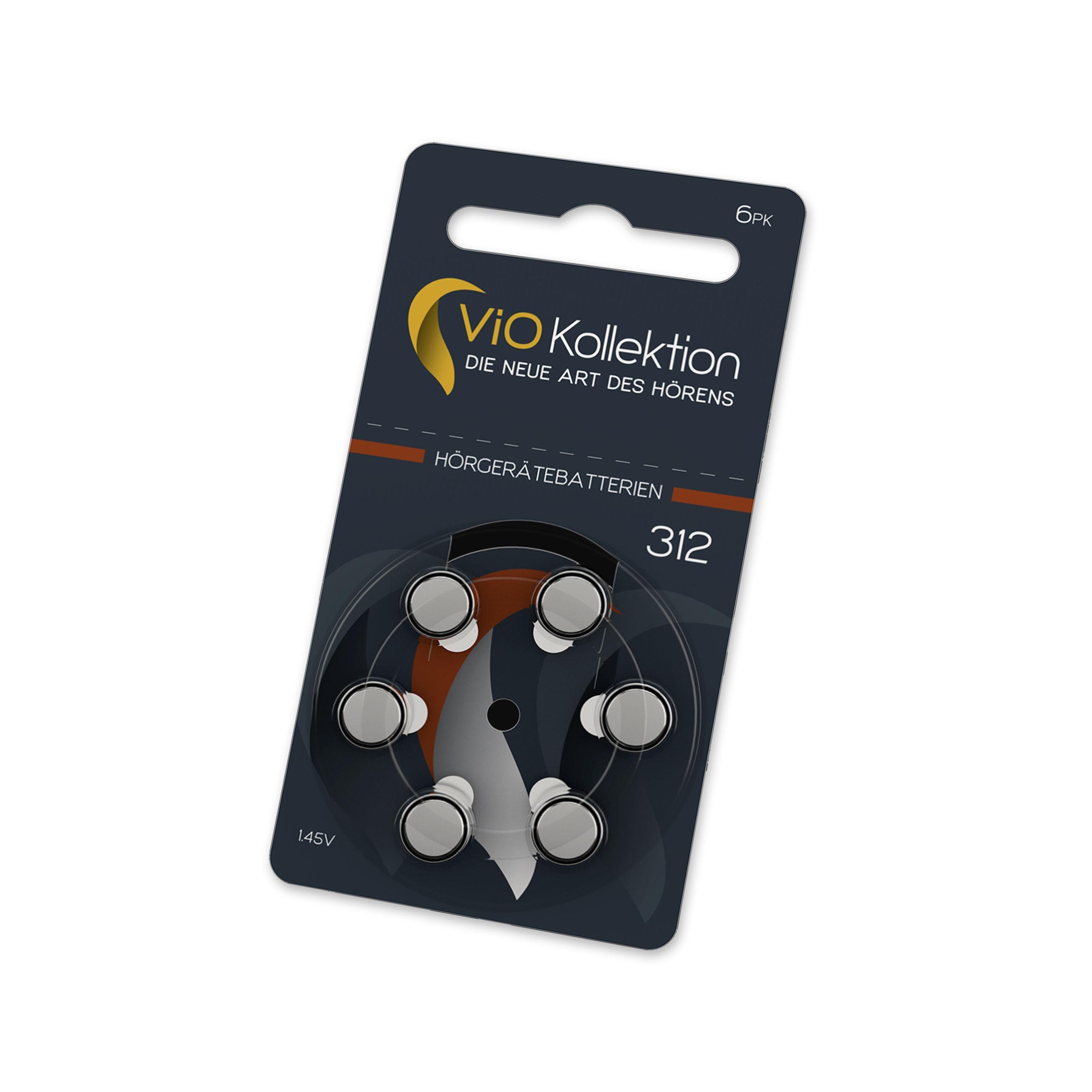 Hörgeräte Batterie ZL312