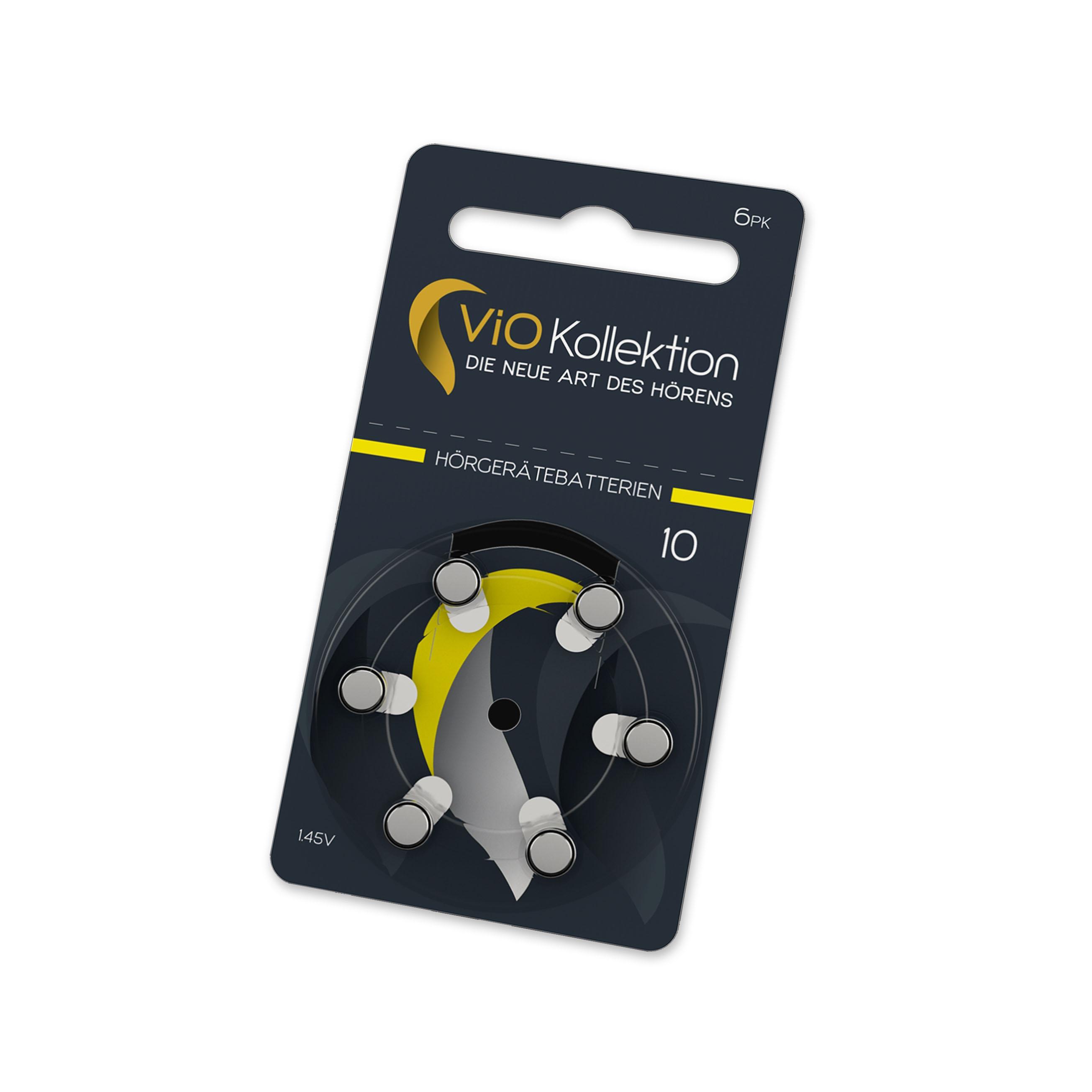 Hörgeräte Batterie ZL10