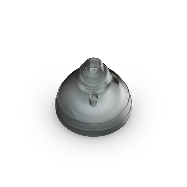 Phonak Smokey Dome Doppelvent